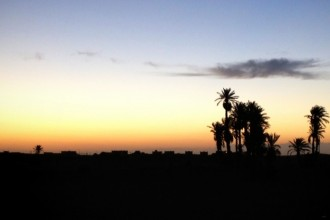 Merzouga at night 5Things