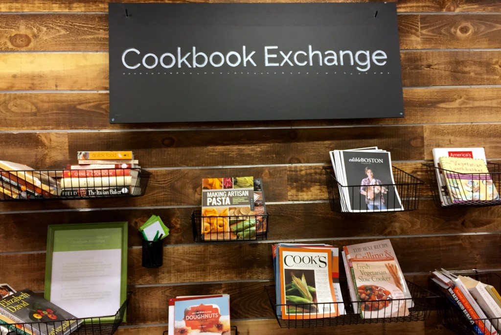Cookbook Exchange