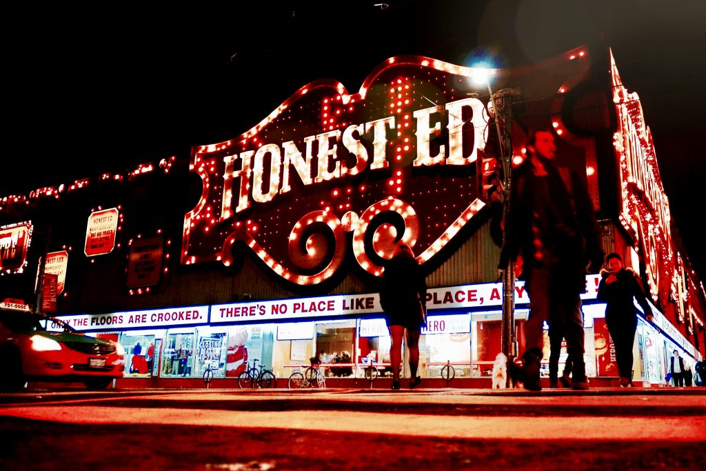 The Last Days of Honest Ed's